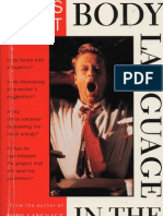 Body Language in the Workplace - Julius Fast