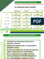 Características Del Rubro