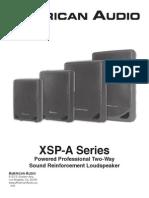 Xsp a Series