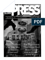 The Stony Brook Press - Volume 21, Issue 10