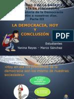 Presentación Democracia