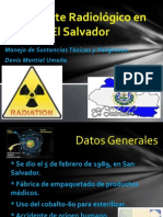 Accidente El Salvador