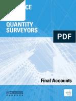 QS Final Accounts-