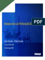 01-Introduccion a La Perforacion Direccional