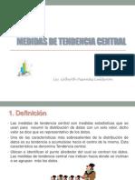 Sesion 5 Medidas de Tendencia Central (2012)