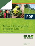 Micro & Underground Irrigation Line