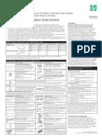 Scyon™ Matrix™ Installation Manual LR July 2013