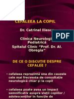 Cefaleea La Copil - i 2008