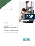 Matrix Proton Combined Brochure