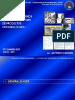 Requisitos Sanitarios Para La Exportación de Productos Hidrobiológicos 2