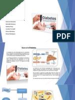 DIABETES I Y II Deber de Biologia