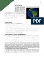 Teoría de La Dependencia.wiki