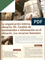 Capitulo 04 - La Organizacion Interna Del Almacen (II)