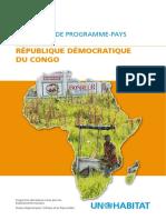 Document de Programme-Pays 2008-2009 - République Démocratique Du Congo