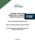 Mayo 2014 Novas Reglas de Certificacion