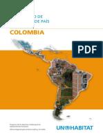 Documento de Programa de Pais 2008-2009 - Colombia
