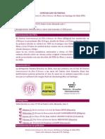 Comunicado de Prensa FIFA Mons Chile