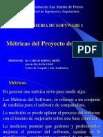 Ing SW1 06 Metricas Del Proyecto