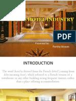 History of Indian Hospitality