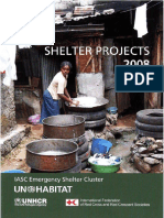 Shelter Projects 2008