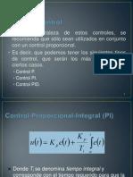 Control Integral y Derivativo
