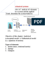 Review Mechanical Systems