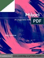 Maori - A Linguistic Introduction