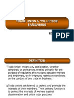 Trade Union Ppt Hr