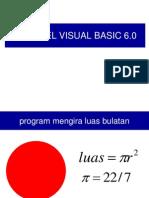 Bengkel Visual Basic 6 Handout