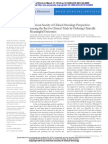 ASCO Guidelines Clinically Meaningful Outcomes