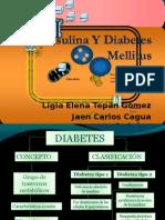 insulina y diabetes