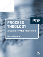 Process Theology. a Guide for the Perplexed [T&T Clark; Bruce G. Epperly 2011]