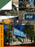 Historia y Critica de La Arquitectura III - Campos 2