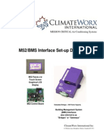 M52 BMS Interface Set-Up Document