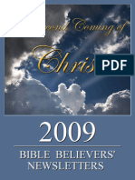 Bible Believers' Newsletters 2009