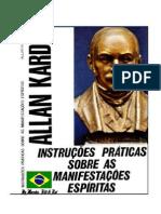 1858 - Instruções Práticas Sobre as Manifestações Mediúinicas