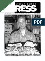 The Stony Brook Press - Volume 22, Issue 3
