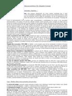 Resumen Libro Conesa - Claudio