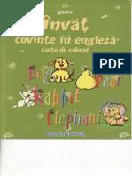 Carti. Invat.cuvinte.in.Engleza. Colectia.colorez.si.Invat. Carte.de.Colorat. Ed.gama. TEKKEN