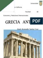 Ensayo Grecia Antigua