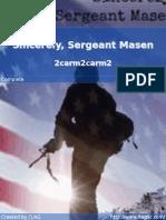 2carm2carm2 - Sincerely, Sergeant Masen