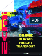 Crime in Road Freight Transport
