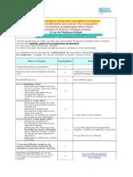 Pieces Constitutives Préconsulaire 2014- 2015