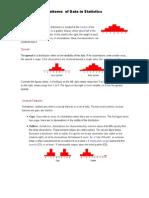 Patterns of Data