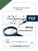Venture Capital Spain 2013 Startups