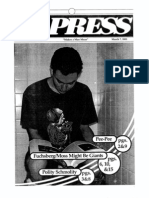 The Stony Brook Press - Volume 22, Issue 10
