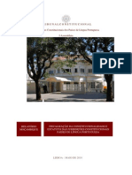 Fiscalizacao Da Constitucionalidade Mocambique