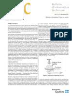 formulation des enrobés méthode LC