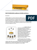 Kemp Technologies Loadmaster Lm