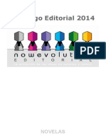 Nowevolution catálogo Novela 2014